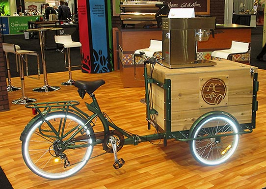 bike coffee