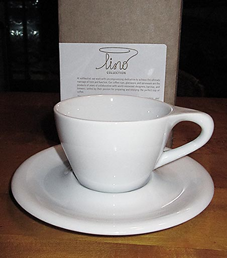 notNeutral Lino Coffee cups